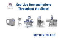 Mettler Toledo Pack Expo Connects