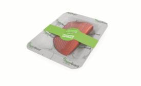 Multivac seafood traysealer