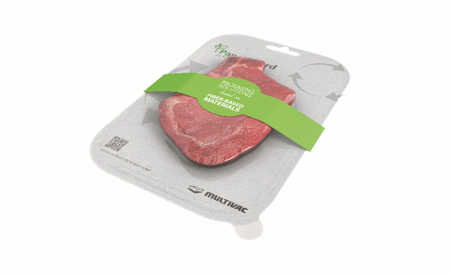 Multivac sustainable packaging