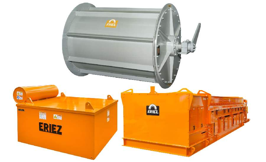Eriez refurbished equipment