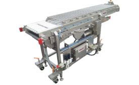 NuTEC Shuttle Conveyor