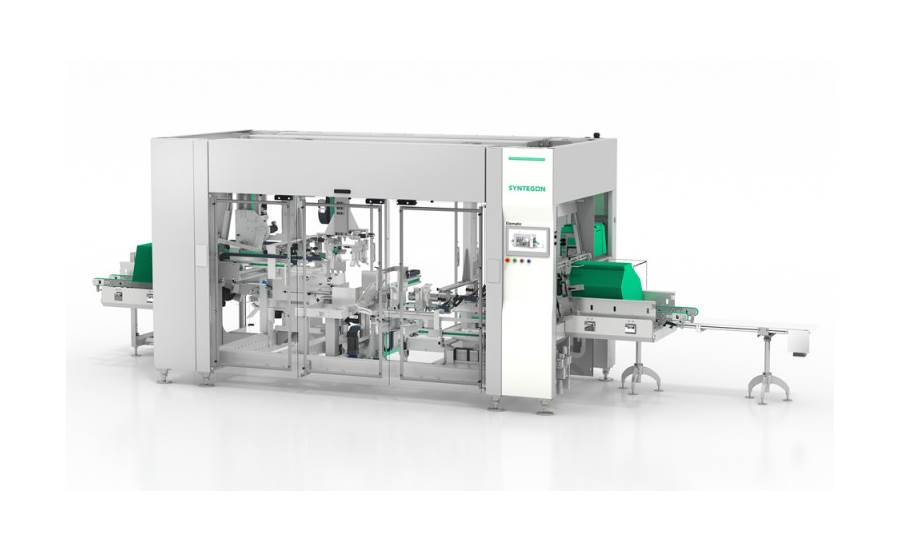 Syntegon packaging equipment