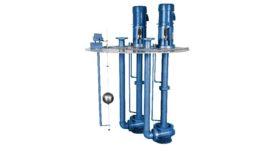 Vertiflo pump
