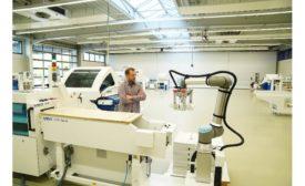 Universal Robots cobots