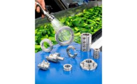 Stafford Mfg. stainless steel components