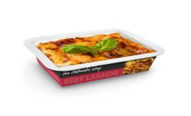 Graphic Packaging ovenable tray