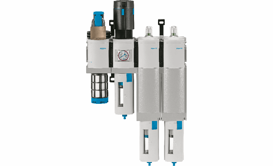 Festo filtration products