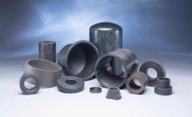 Greene Tweed pump components