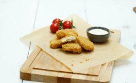 Hydrosol chicken nuggets