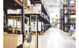 Multivac KC warehouse