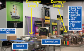 Multi-Conveyor Pack Expo preview