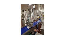 Qleen robotic washdown