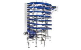SideDrive Conveyor spiral conveyor