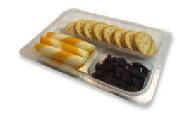 Harpak-ULMA snack tray packaging