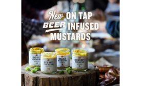PS Seasoning celebrates Oktoberfest with beer-infused craft mustards