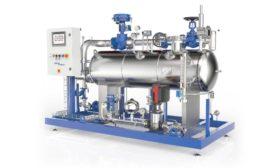 Spirax Sarco steam generator