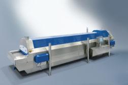 Linde Cryoline IQF Freezer