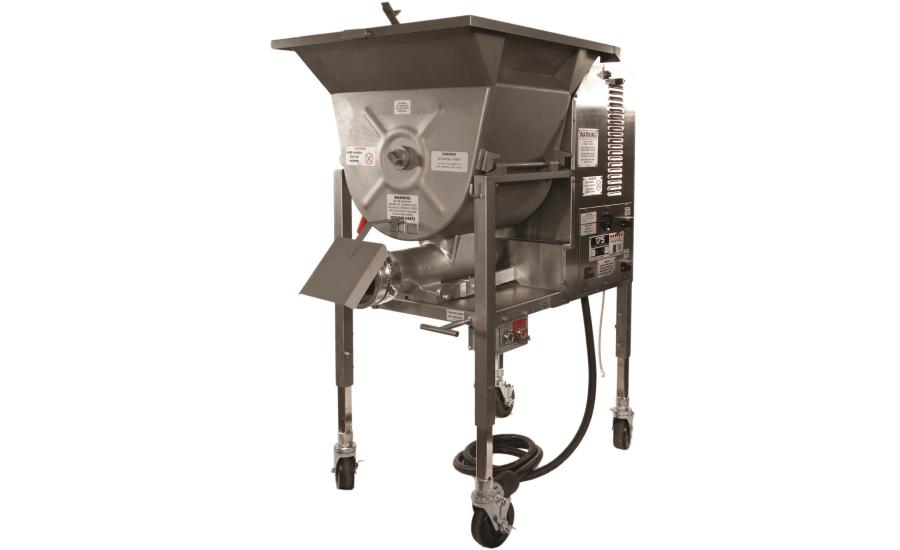 a workhorse of a mixer grinder 2015 04 29 national provisioner. Black Bedroom Furniture Sets. Home Design Ideas