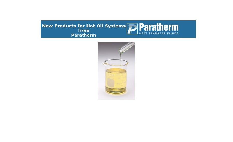 Paratherm HT Hydrogenated Terphenyl Heat Transfer Fluid
