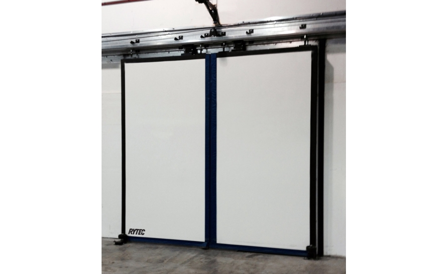 Introducing A High Speed, Highly Insulated Sliding Door That Is Practically  Bullet Proof