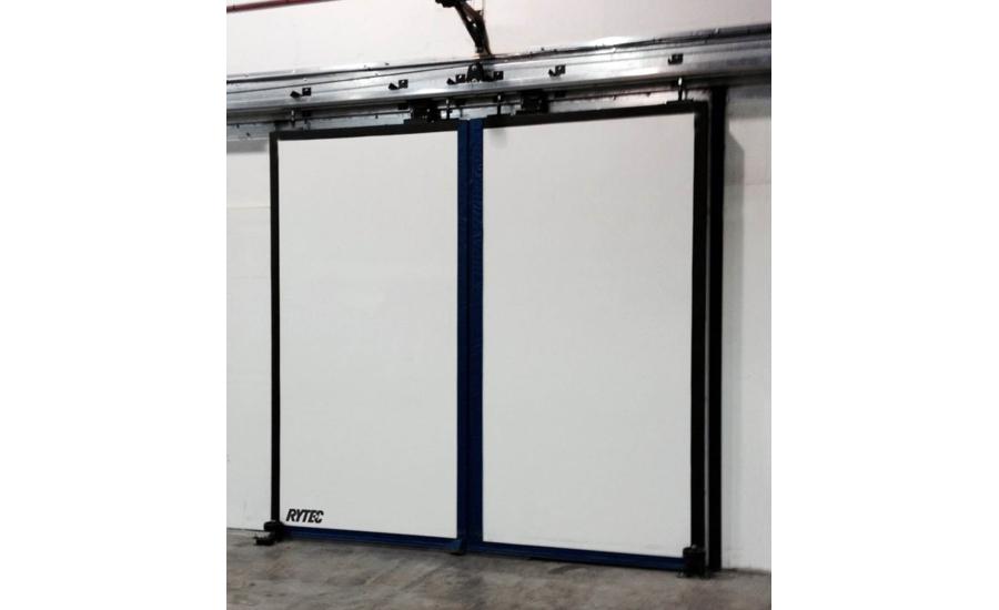 Rytec Door 900.jpg  sc 1 st  The National Provisioner & Rytec High Performance Door offers speed sustainability | 2015-10 ...
