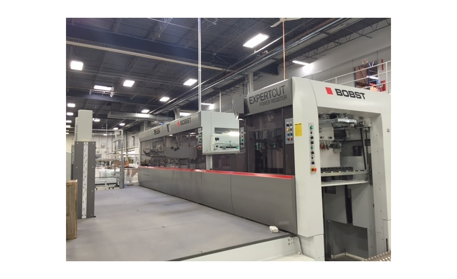 Colbert Packaging Completes Equipment Investment Trifecta With New