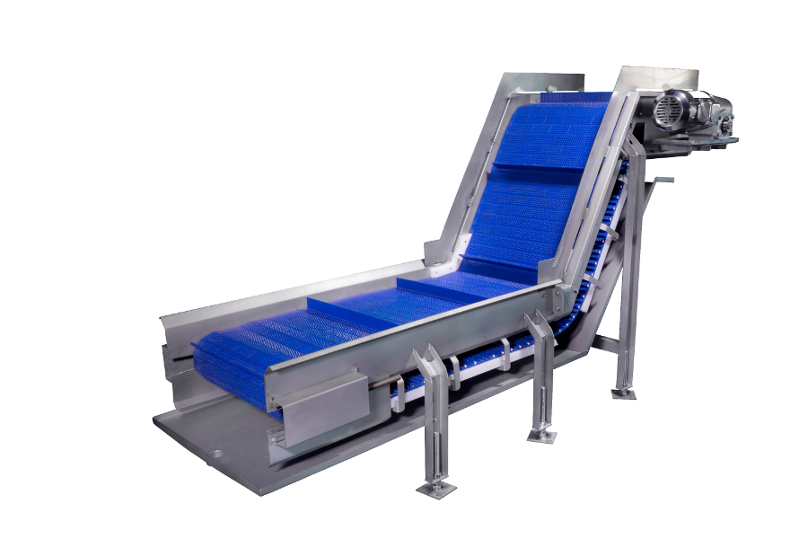 CMS incline conveyor