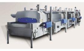 CRYOLINE CWI Impingement Freezer 900