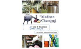 Food and Beverage Sanitation Solutions 900