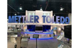 Mettler Toledo Pack Expo booth