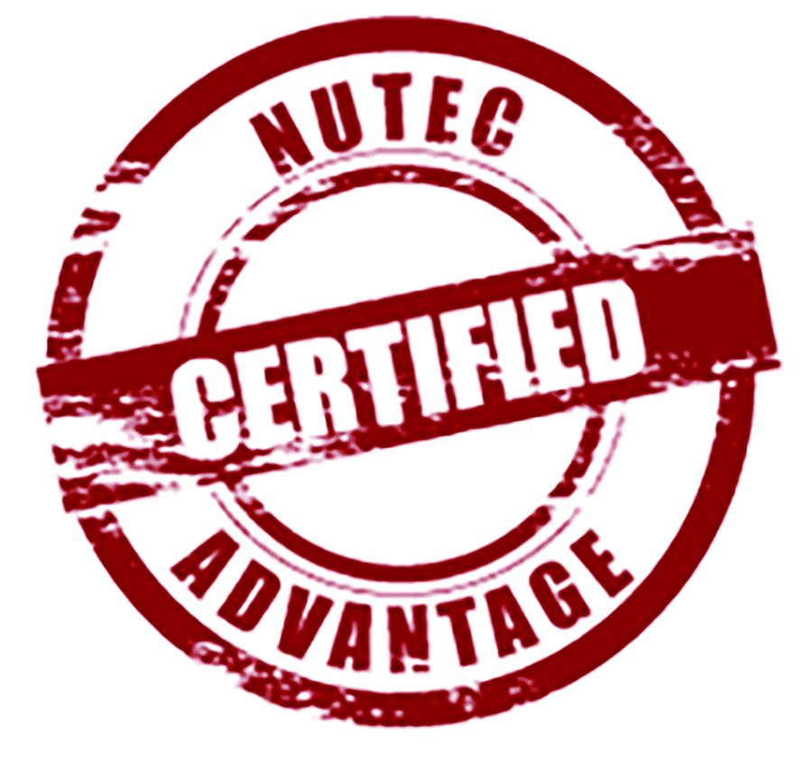 Nutec Certified Advantage