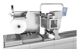 Multivac thermoforming printer