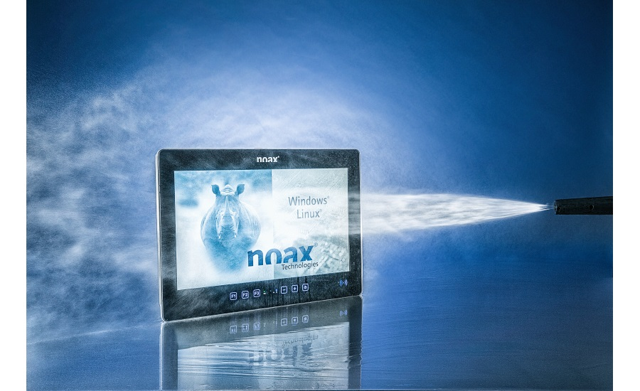noax Technologies releases new S21WP Industrial PC with