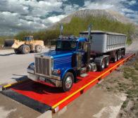 Fairbanks Truck Scale