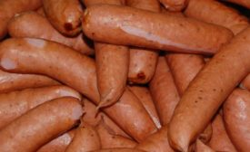 sausages and casings