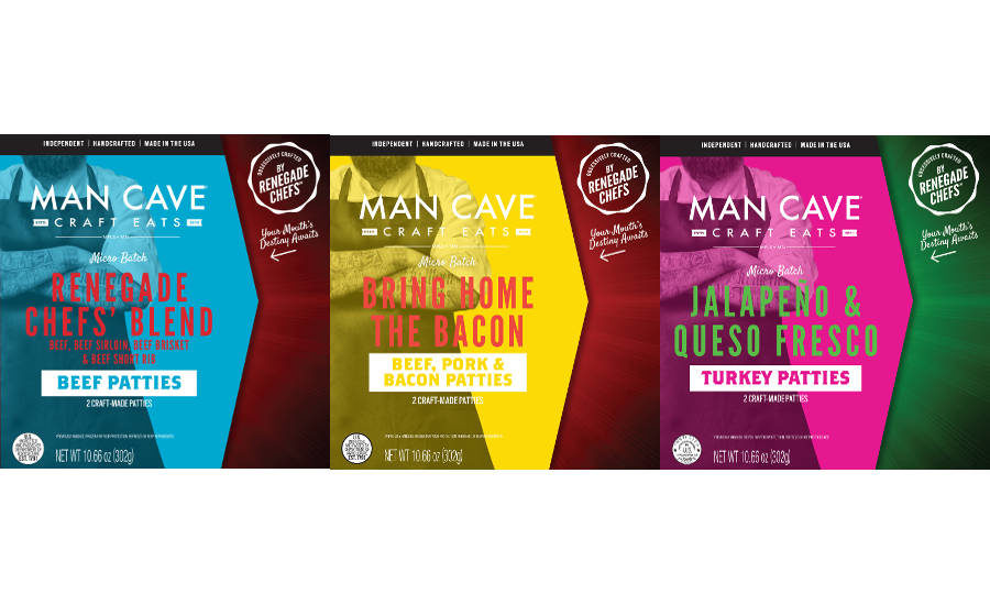 Man Cave Turkey Burgers : Man cave foods and the quot craft meat niche