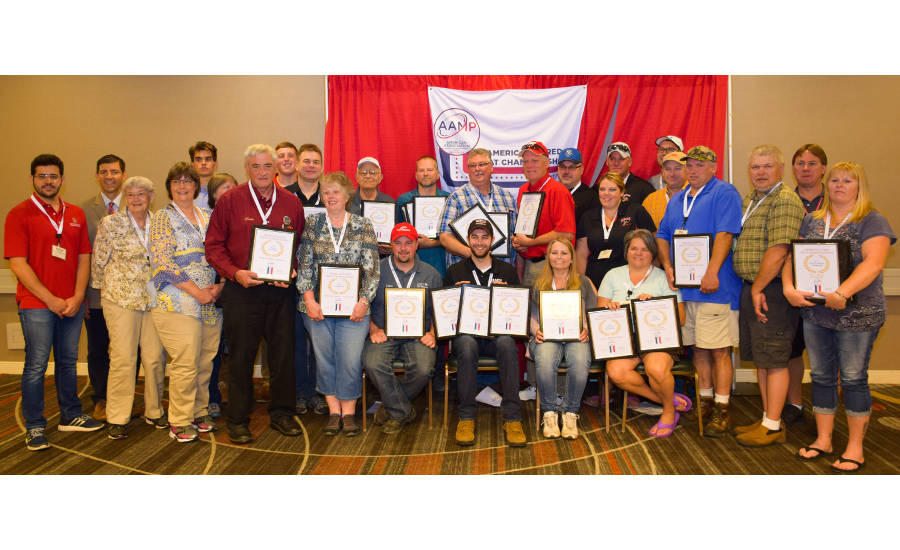 Wisconsin Meat Processors at 2017 ACMC