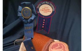 American Cured Meats Championships (ACMC) Best of Show Award Winner Country Meat Shop For Round Deli Bacon