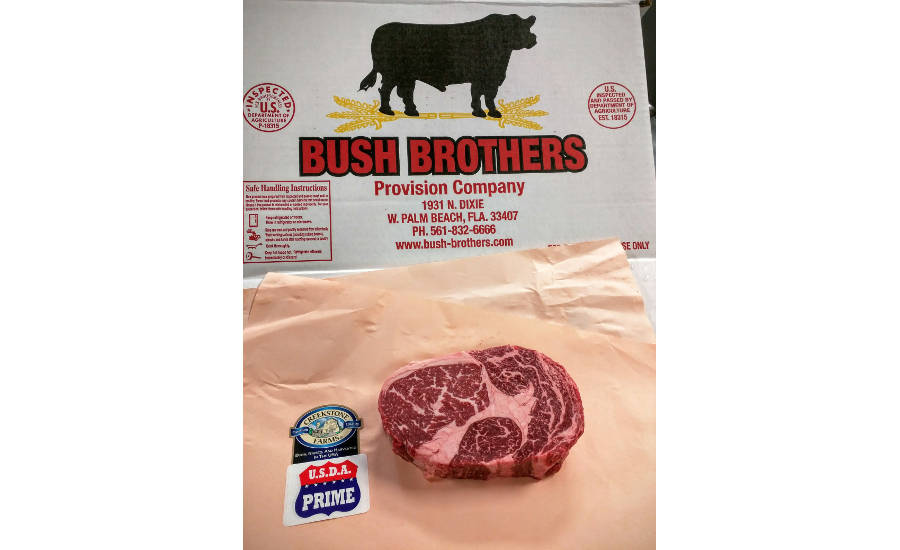 Bush Brothers Steak and Packaging
