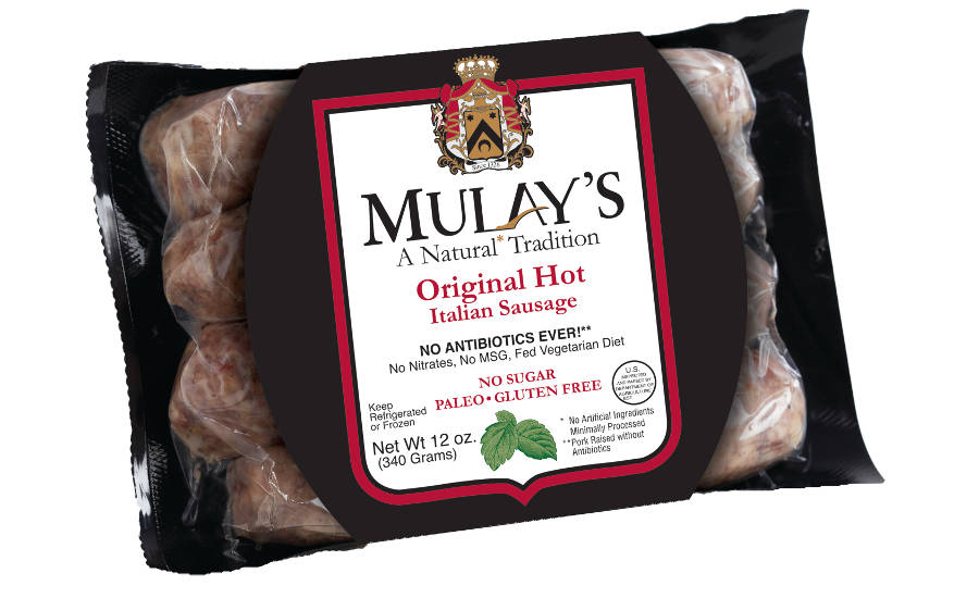 Mulay's Original Hot Italian Sausage