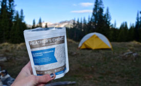 Heather's Choice Blueberry Cinnamon Breakfast