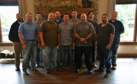 CAB Associate's in Meat Program Group
