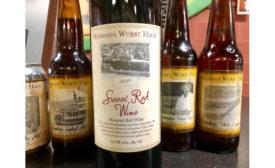 Herman Wurst Haus Wine