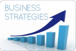Business Strategies Logo