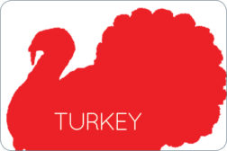 Turkey Feature Logo