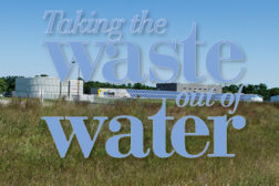 Wastewater feature