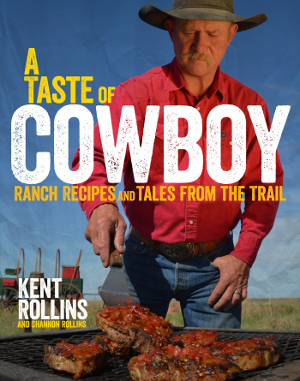 A Taste of Cowboy book cover