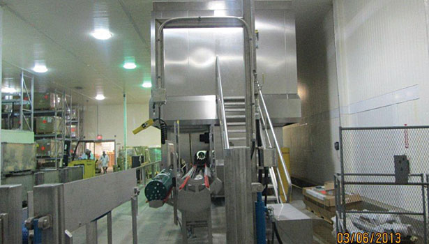HPP meat processing