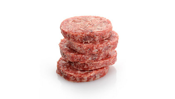 Frozen patties