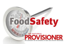 Food Safety, meat thermometer